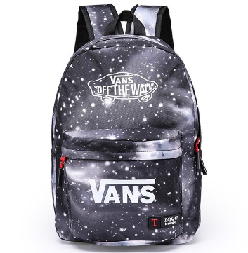 Space Nasa Boys Girls Galaxy Canvas Travel Rucksack/Backpack Leisure School