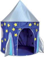 Childrens Kids Spaceship Pop-up Space Rocket Play Tent