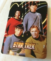 Genuine Rare Star trek Playing Cards Loose