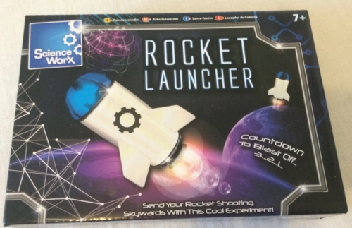 Mini Rocket Launch Set Experiment Space Science