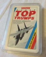 Woddingtons Top Trumps Special Mission Aircraft Cards Game