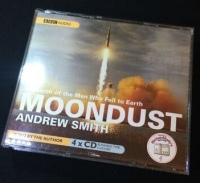 Moondust Andrew Smith BBC Radio Audiobook 4 CD Box Set