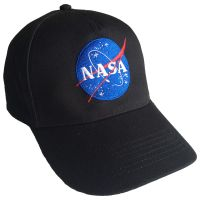 NASA Embroidered Baseball Cap Hat Astronaut Emblem Logo Quality
