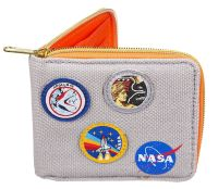 Gift Boxed Canvas NASA Wallet