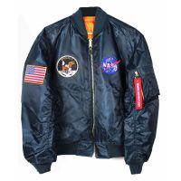 Amazing NASA Apollo 11 Moon Landing Flight Jacket Quality Neil Armstrong