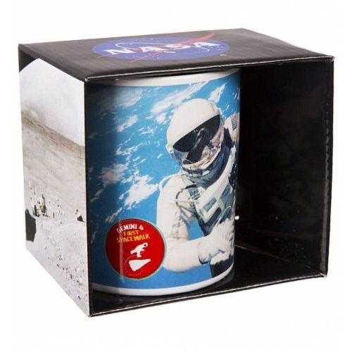 NASA Space Astronaut Gemini 4 Boxed Mug Vintage