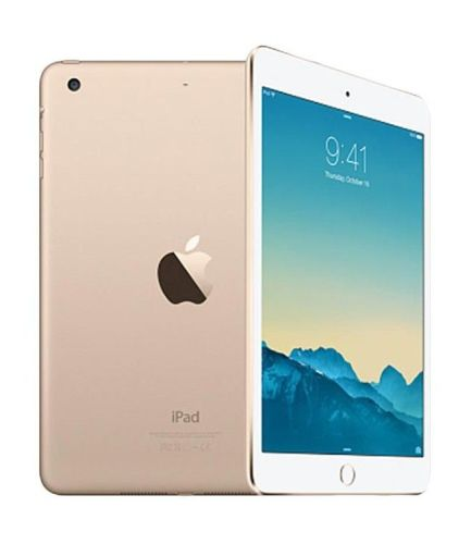 Apple iPad Mini 3 GOLD Edition 16GB Plus Accessories Package Boxed