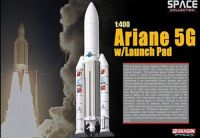 Dragon Wings Space Collection Ariane 5G with Launch Pad 1/400 Scale Model 56230 Esa