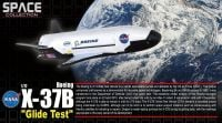 Dragon Boeing X-37B Orbital Test Vehicle (OTV) Space Model Nasa