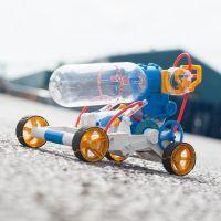 Menkind Air Powerd Engine Car Build It Yourself Kit Set