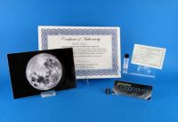 Genuine Dust From The Moon! One-Of-A-Kind Space Gift NASA Unique Rare