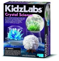Kidz Labs Crystal Science Set Kit Learning