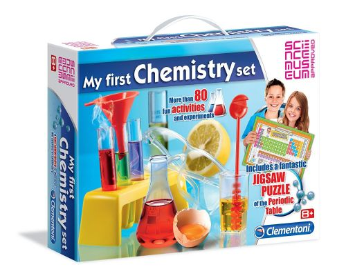 SCIENCE MUSEUM Clementoni My First Chemistry Set Kit