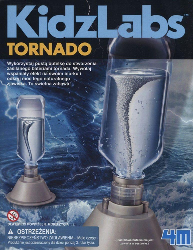 Kidz Labs Real Tornado Maker Learning Set