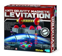 Kids Labs Anti Gravity Magnetic Levitation Kit Learning Set