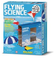 Kidz Labs Flying Science Learning Set Aviation