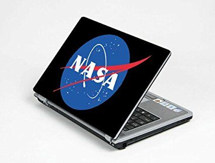 HD Quality NASA Laptop & Notebook Personalized Skin Art Cover Decal