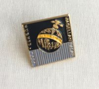 Space Mission Patch NASA Design 5 Pin Badge High Detailed