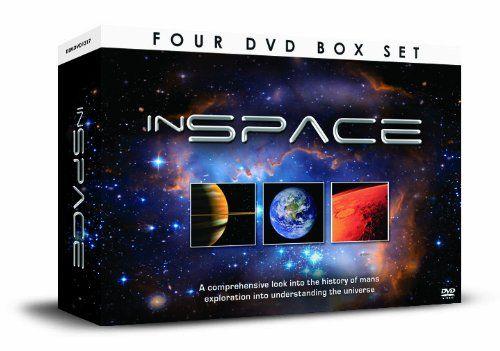 In Space [DVD] 4 Disc DVD Box Set