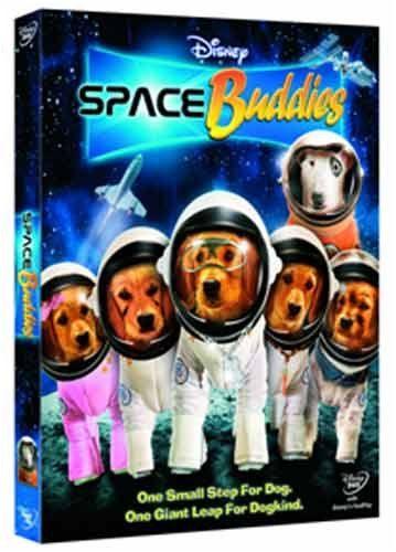 Space Buddies [DVD] Walt Disney Adventure