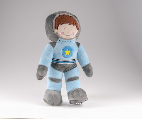Spaceman plush soft toy. Perfect space toy for space mad kids. Buy me becau