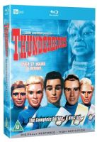 Gerry Anderson Thunderbirds The Complete Collection Blu-ray Box Set