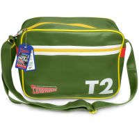 Thunderbirds are Go Thunderbird 2 Gerry Anderson Messenger Bag International Rescue Laptop School