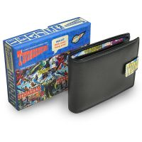 Thunderbirds Wallet Gerry Anderson Quality Genuine Gift Boxed