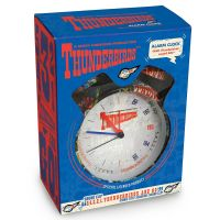 Thunderbirds Talking Sound Alarm Clock Gerry Anderson Classic