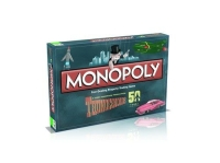 Collectable Classic Thunderbirds Ltd Themed Edition Retro Monopoly Board Game Gerry Anderson