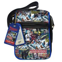 Thunderbirds Gadget Case Bag Amazing Retro Comic Design Gerry Anderson