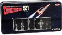 Gerry Andersons Thunderbirds Classic 50th Anniversary Chess Game Classic Retro TV