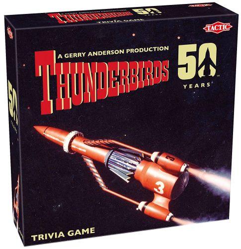 Thunderbirds Classic 50th Anniversary Trivia Board Game