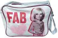 Thunderbirds Lady Penelope Official Licensed Shoulder Bag Gerry Anderson Retro Classic