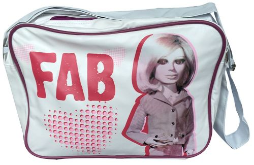 Thunderbirds Lady Penelope Official Licensed Shoulder Bag Gerry Anderson Re