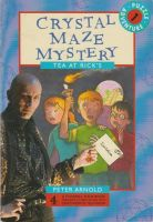 The Crystal Maze Channel 4 Chatsworth Adventure Game Book Vol 1 Rare