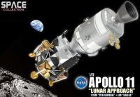 Dragon Wings Space Collection Apollo 11 Lunar Approach 1/72 Scale 50375 Model Diecast