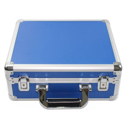Dji Mavic Pro Blue Aluminum Case Outdoor Carry Protector Box For DJI Mavic