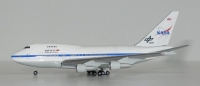 GEMINI JETS 1/400 Boeing 747 SP NASA N747NA SOFIA Space Observatory Model Diecast