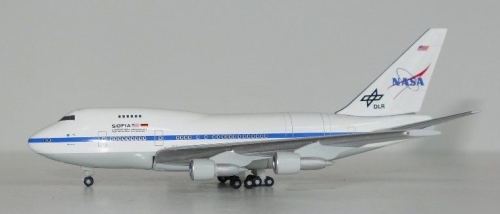 GEMINI JETS 1/400 Boeing 747 SP NASA N747NA SOFIA Space Observatory Model D