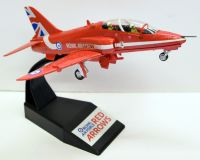 Royal Air Force Red Arrows Hawk, Aircraft Jet Airplane 1:72 Scale Diecast Aviation Model