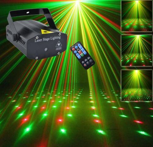 Stars Galaxy Swirling Laser Atmospheric Pattern Lighting Effects Bright Mov