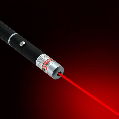 New Model RED Pro Ultra Bright Laser Pointer Light For Learning Lecture Sch
