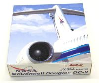 Aircraft Rare Jet-X NASA Weightless Wonder VI DC-9-30 Diecast Model 1/400 Scale N923NA