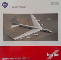 NASA Herpa 556293 NASA Dryden Research Center NB-52H Diecast 1/200 Model Airplane