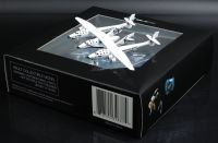 Virgin Galactic Spaceship Spacecraft Scale 1:400 Diecast Model With Stand VG4001 Space Flight Richard Branson