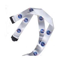 Rare NASA Vector Logo Space Program Lanyard