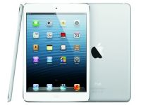 Apple iPad Mini 16GB Wi-Fi Tablet PC (White Silver) Includes Accessories Package