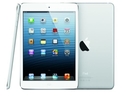 Apple iPad Mini 16GB Wi-Fi Tablet PC (White Silver) Includes Accessories Pa