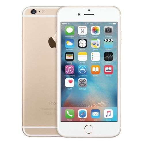 Apple iPhone 6 16GB White Gold Unlocked Smartphone Mobile Phone